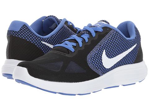 Incaltaminte Femei Nike Revolution 3 BlackWhiteLight Medium Blue