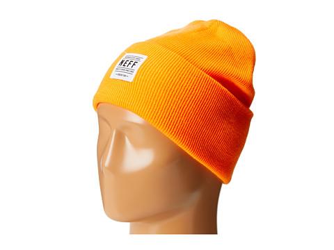 Accesorii Barbati Neff Lawrence Beanie Orange