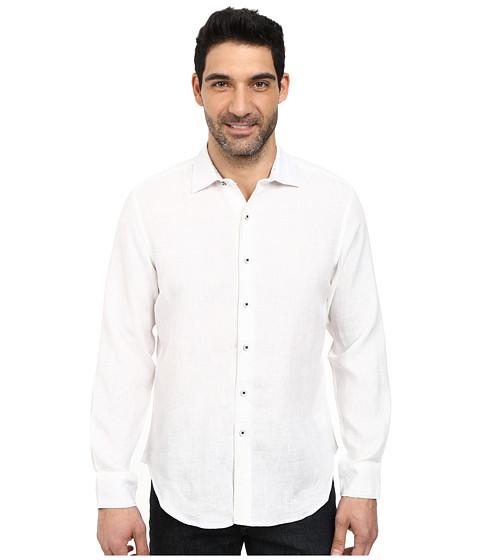 Imbracaminte Barbati Robert Graham Kinship Long Sleeve Woven Shirt White