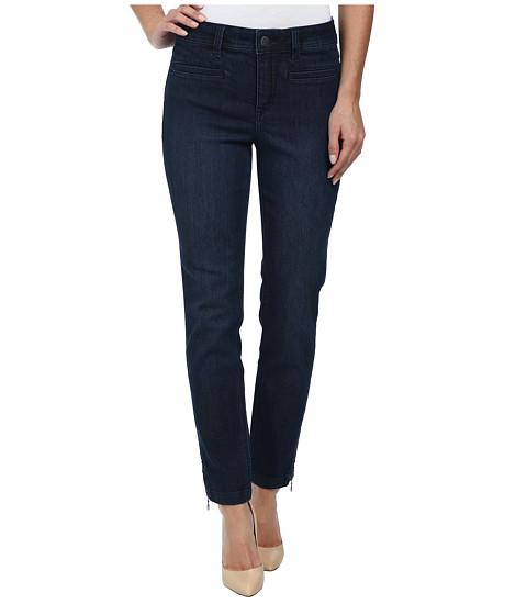 Imbracaminte Femei Miraclebody Jeans Amy Ankle Zip Skinny Jeans in Woodbridge Woodbridge
