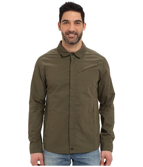Imbracaminte Barbati ToadCo Transverse Shirt Jacket Dark Moss
