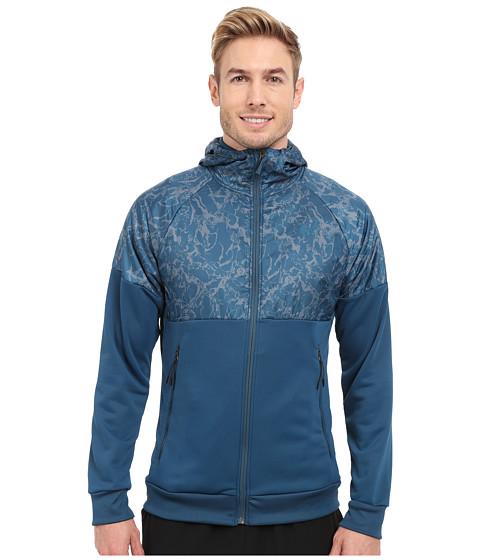 Imbracaminte Barbati ASICS Graphic Jacket Ink Blue