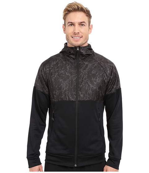 Imbracaminte Barbati ASICS Graphic Jacket Performance Black
