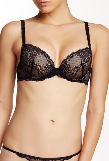 Imbracaminte Femei Cosabella Trenta Underwire Lace Bra BLACK
