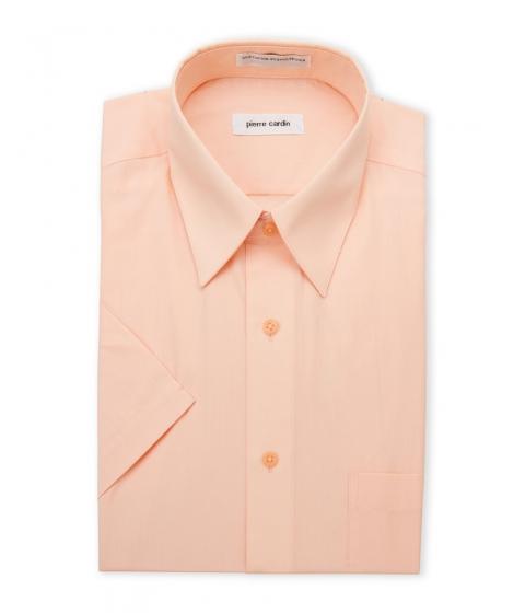 Imbracaminte Barbati Pierre Cardin Honeydew Short Sleeve Dress Shirt Honeydew