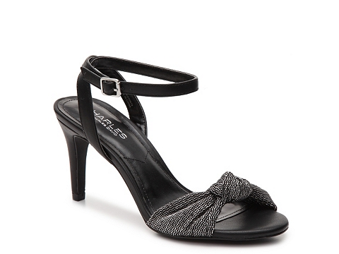Incaltaminte Femei Charles by Charles David Zoo Sandal Black