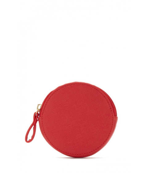 Imbracaminte Femei Forever21 Faux Leather Coin Purse Red