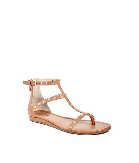 Incaltaminte Femei GUESS Joie Studded Sandals brown
