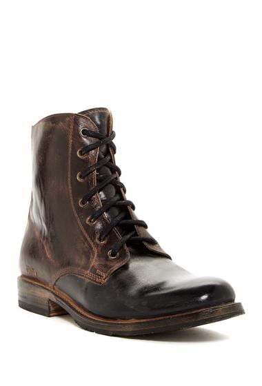 Incaltaminte Barbati BedStu Post Boot Black Rustic Teak Rustic