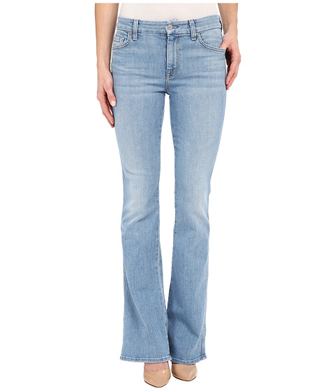 Imbracaminte Femei 7 For All Mankind A Pocket in Palisades Blue Palisades Blue
