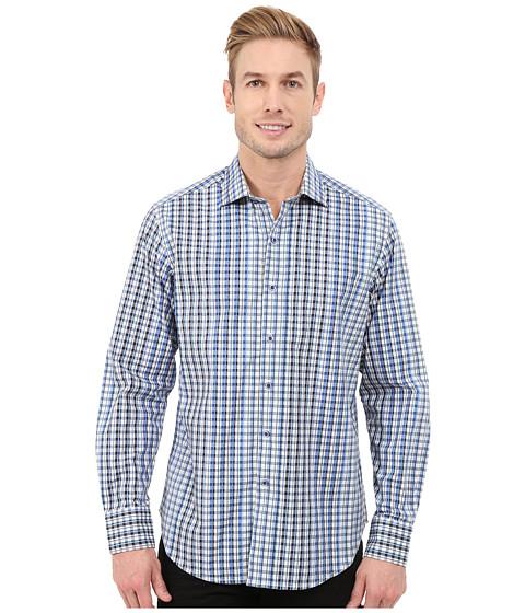 Imbracaminte Barbati Robert Graham Rusty Long Sleeve Woven Shirt Blue
