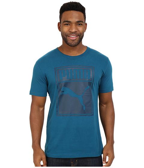 Imbracaminte Barbati PUMA Mono Tee 1 Blue Coral