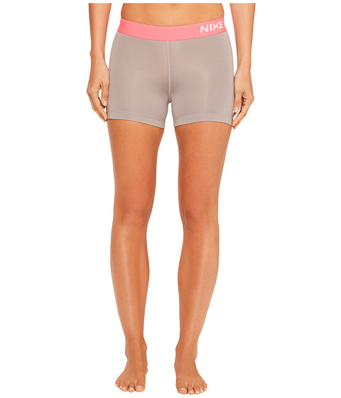 Imbracaminte Femei Nike Pro 3quot Cool Compression Training Short DustRacer PinkWhite