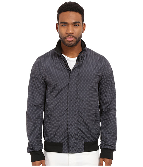 Imbracaminte Barbati Scotch Soda Basic Nylon Bomber Jacket Black