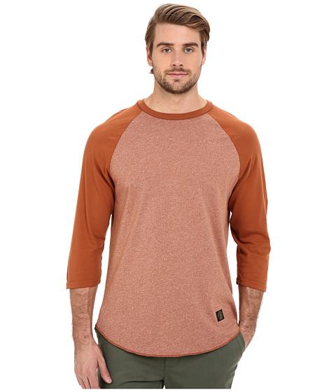 Imbracaminte Barbati Huf Standard Issue Raglan Rust