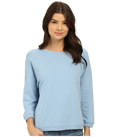 Imbracaminte Femei Bench Glorify Overhead Pullover Sweatshirt Powder Blue