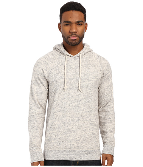 Imbracaminte Barbati Obey Monument Terry Pullover Hoodie Heather Oatmeal