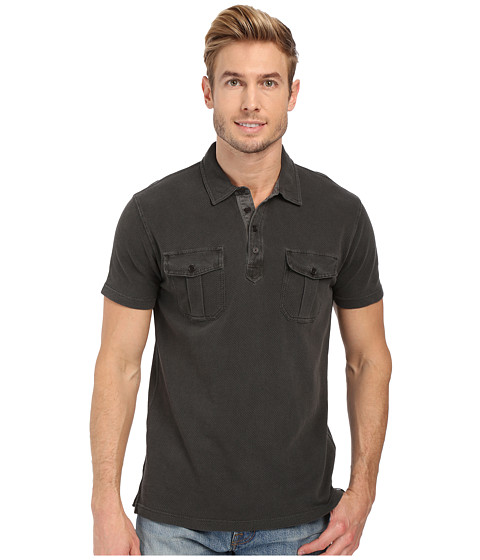 Imbracaminte Barbati Lucky Brand Polo Shirt Jet Black