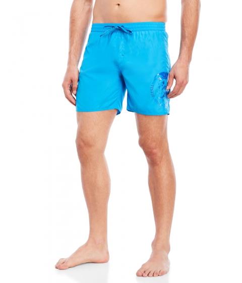 Imbracaminte Barbati Diesel Swim Shorts Aqua