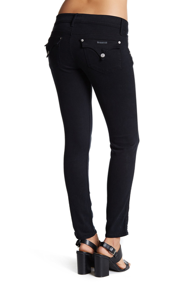 Imbracaminte Femei HUDSON Jeans Collin Ankle Jean BLACK