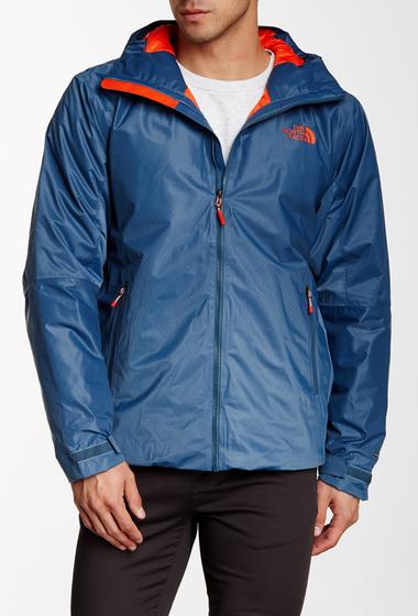 Imbracaminte Barbati The North Face Fuseform Dot Matrix Jacket CONQUER BL