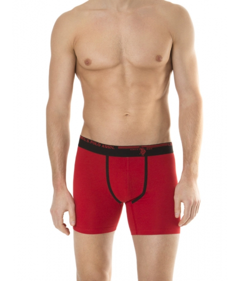 Imbracaminte Barbati US Polo Assn 3 Pack Boxer Brief ASSORTED