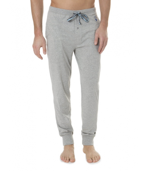 Imbracaminte Barbati US Polo Assn Knit Pant Heather Gray