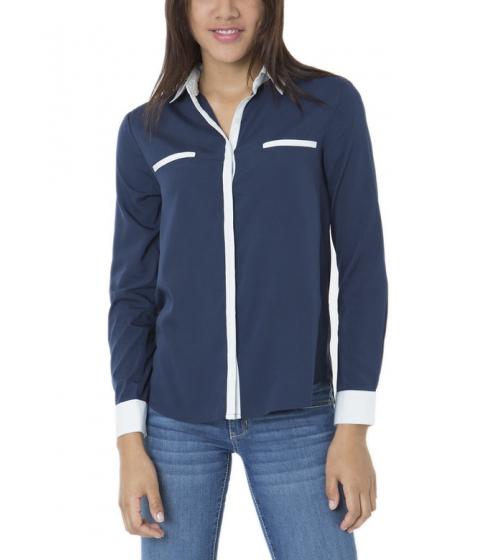Imbracaminte Femei US Polo Assn CONTRAST BLOUSE DRESS BLUES