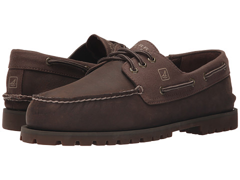 Incaltaminte Barbati Sperry Top-Sider Carson 3-Eye Brown