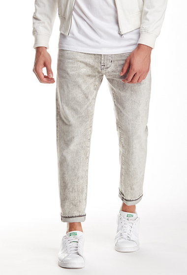 Imbracaminte Barbati Big Star Archetype Slim Fit Jean 17 YEAR SOLARIZE