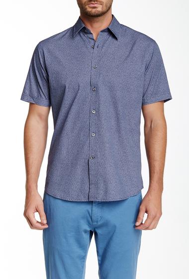 Imbracaminte Barbati James Campbell Breville Regular Fit Shirt NAVYCOMBO