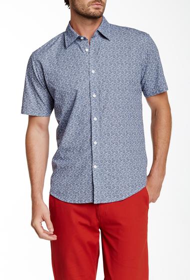 Imbracaminte Barbati James Campbell Knell Regular Fit Shirt NAVY