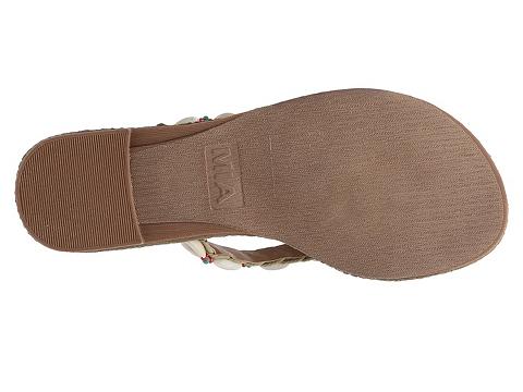 Incaltaminte Femei MIA Neomi Flat Sandal Nude