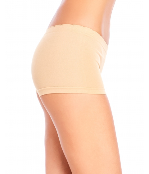 Imbracaminte Femei Laundry by Shelli Segal Two-Pack Seamless Boyshorts Black Nude