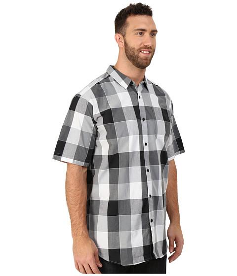 Imbracaminte Barbati Columbia Big amp Tall Thompson Hilltrade II Yarn Dye Shirt Black Large Plaid