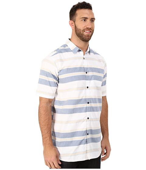 Imbracaminte Barbati Columbia Big amp Tall Thompson Hilltrade II Yarn Dye Shirt Night Tide Stripe