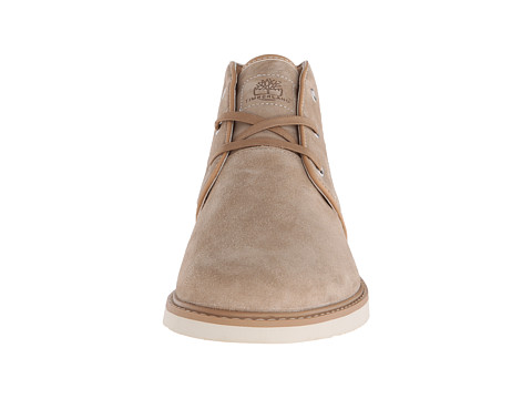 Incaltaminte Barbati Timberland Newmarket Plain Toe Chukka Light Brown