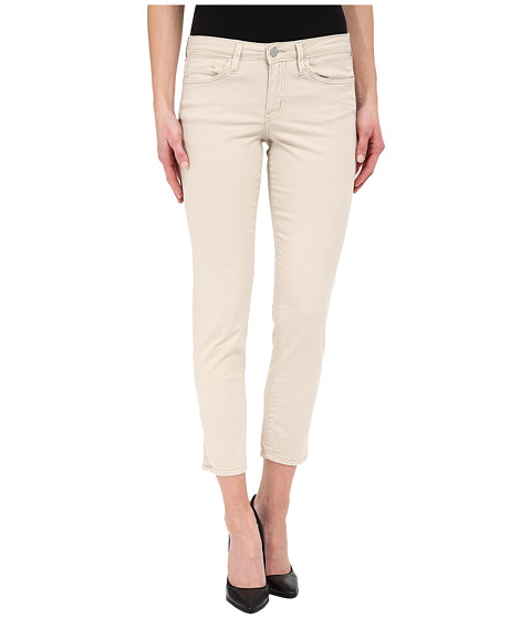 Imbracaminte Femei Calvin Klein Five-Pocket Cropped Color Driver Jeans in Vanilla Ice Vanilla Ice