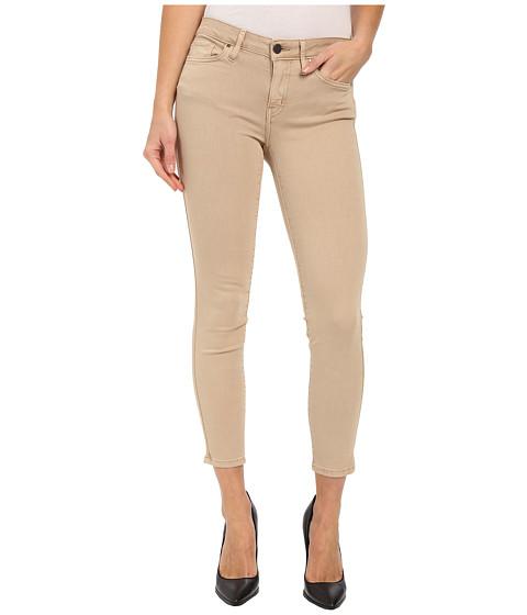 Imbracaminte Femei Calvin Klein Ankle Skinny Jeans - Rodez in Sand Sand