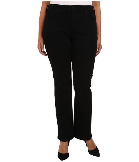 Imbracaminte Femei NYDJ Plus Size Billie Mini Boot in Black Black