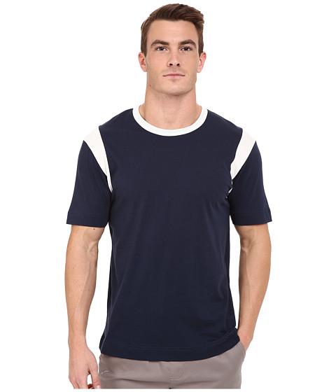 Imbracaminte Barbati Alternative Apparel Cotton Modal Rucker Park T-Shirt Midnight