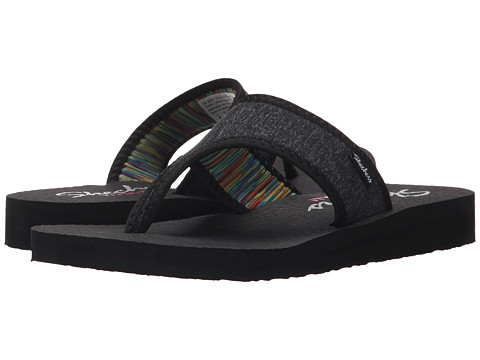 Incaltaminte Femei SKECHERS Meditation - Zen Child Black
