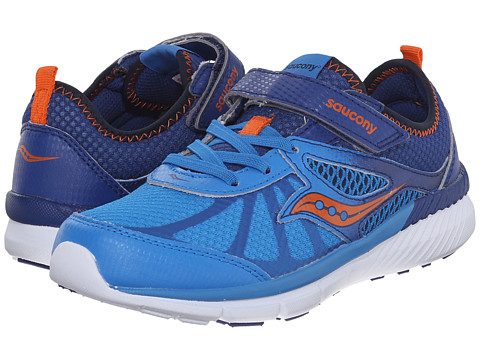 Incaltaminte Baieti Saucony Volt AC (Little Kid) Blue