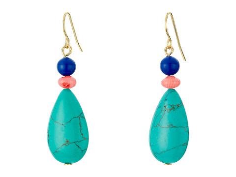 Bijuterii Femei LAUREN Ralph Lauren Fantastic Voyage Large Bead Drop Earrings MultiGold