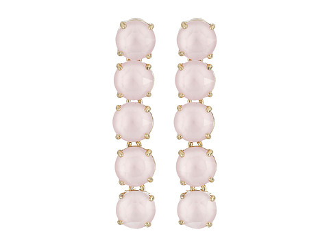 Bijuterii Femei Kate Spade New York Fancy That Linear Earrings Light Pink