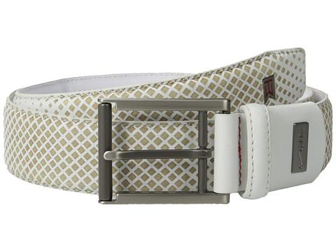 Accesorii Barbati Nike TW Laser G-Flex Belt White