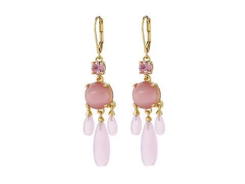 Bijuterii Femei Kate Spade New York Semi Precious Chandelier Earrings Pink