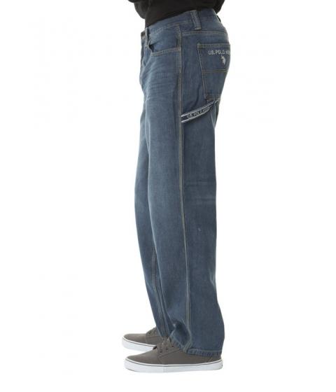 Imbracaminte Barbati US Polo Assn Carpenter Jeans Blue