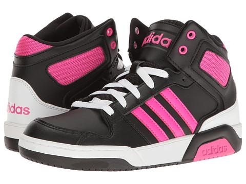 Incaltaminte Fete adidas BB9TIS Mid (Little KidBig Kid) BlackShock Pink