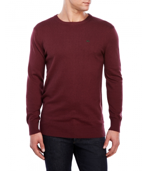 Imbracaminte Barbati Moods of Norway Simen Loen Sweater Burgundy